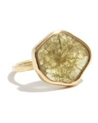 Melissa Joy Manning | Metallic Freeform Yellow Diamond Ring | Lyst