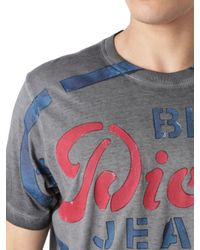 DIESEL | Gray T-joir for Men | Lyst