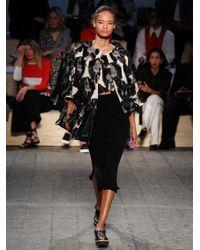 Sportmax | Black Rucola Skirt | Lyst
