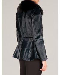 Marni - Black Classic Fur Jacket - Lyst