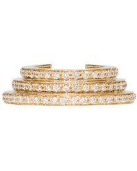 Sophie Bille Brahe   Metallic Gold Spirale Oreille Cuff   Lyst