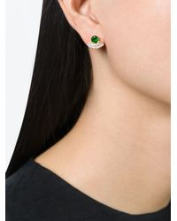 Iosselliani | Green 'all That Jewels' Earrings | Lyst
