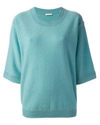 Chloé | Blue Classic Sweater | Lyst
