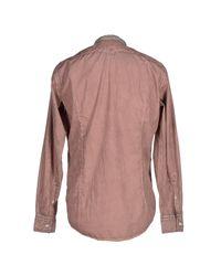Massimo Alba | Purple Shirt for Men | Lyst