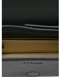 Steve Mono | Black Leather Crossbody Bag | Lyst