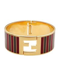 Fendi | Purple Bracelet | Lyst