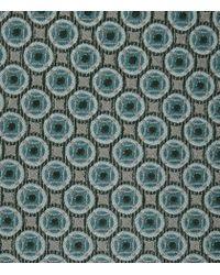 Reiss - Green Grousner Circle Print Tie for Men - Lyst