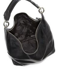 Longchamp - Black Le FoulonnÉ Hobo Bag - Lyst