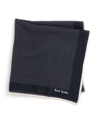 Paul Smith | Purple Polka Dot Pocket Square for Men | Lyst