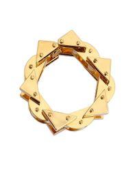 Lele Sadoughi | Metallic Pearl Satellite Bracelet Pearl Satellite Bracelet | Lyst