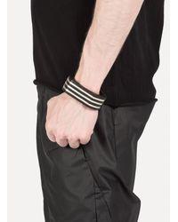 Parts Of 4 | 72110 Black Wood Crescent Plane Bracelet Deco Bars for Men | Lyst