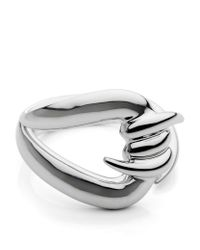 Stephen Webster | Metallic Forget Me Knot Ring | Lyst