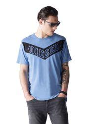 DIESEL | Blue T-patry for Men | Lyst