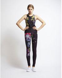 Cynthia Rowley - Multicolor Print Legging - Lyst