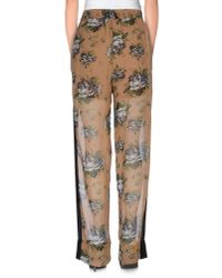 Twin Set - Natural Casual Trouser - Lyst
