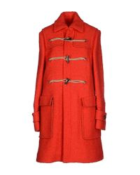 DSquared² - Pink Coat - Lyst