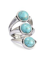 Jenny Bird | Metallic Orion Ring - Size 6 | Lyst