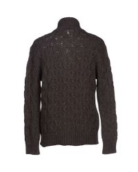 Relive - Brown Cardigan for Men - Lyst
