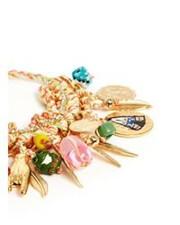 Venessa Arizaga - Multicolor 'teepee Time' Bracelet - Lyst