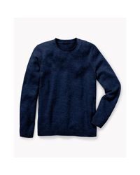 Theory - Blue Veron Sweater In Fengsel for Men - Lyst