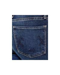 Mcguire - Blue Newton Skinny Ankle Jeans In Bijoux - Lyst