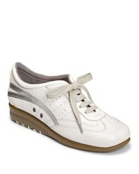 Aerosoles | White Air Cushion Sneakers | Lyst