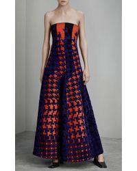Mary Katrantzou | Purple Niven Dress | Lyst