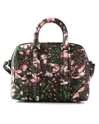 Givenchy | Multicolor Floral Print Small Lucrezia Tote | Lyst