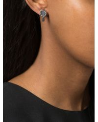 Marc By Marc Jacobs | Metallic Key Stud Earrings | Lyst