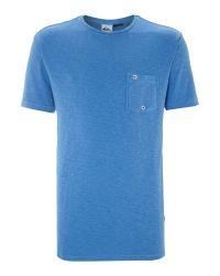 Quiksilver | Blue Colville T-Shirt for Men | Lyst