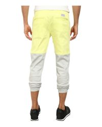 Timberland | Gray Two-tone Joggers Pants for Men | Lyst