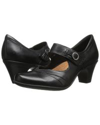 Rockport | Black Cobb Hill Salma | Lyst