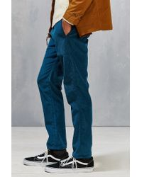 Iron & Resin - Blue Canyon Corduroy Pant for Men - Lyst