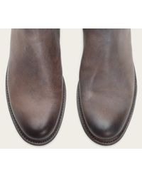 Frye | Brown James Leather Chelsea Boots for Men | Lyst