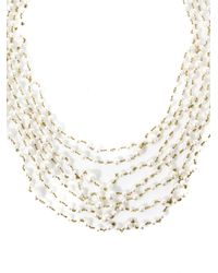 Rosantica - Multicolor Pegaso Pearl Necklace - Lyst