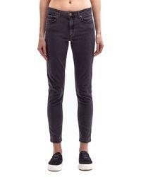 Acne Studios - Black Skin 5 Used Jeans - Lyst
