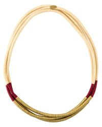 Forte Forte - Red Wrap Necklace - Lyst
