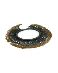 Cara Tonkin - Brown Vesper Interchangeable Full Swing Bracelet Necklace Gold & Oxidised - Lyst