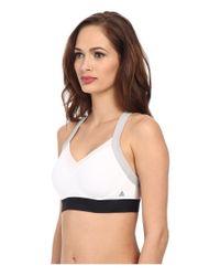 Calvin Klein - White Ck Pulse Multiway Sports Bra - Lyst