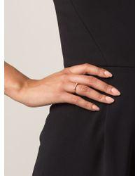 Dana Rebecca - Pink 'sylvie Rose Bar' Ring - Lyst