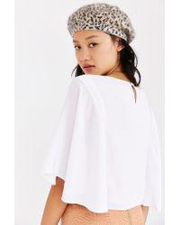 Kimchi Blue - White Angel Top - Lyst