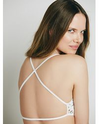 Free People | Multicolor Intimately Womens Woah Back It Up Soft Bra | Lyst