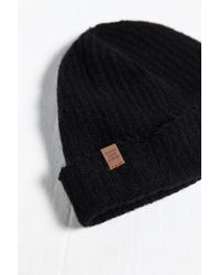 Herschel Supply Co. | Black Cardiff Cashmere Beanie for Men | Lyst