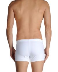 Dior Homme - White Swimming Trunk for Men - Lyst