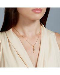 Astley Clarke | Metallic 18 Inch Gold Vermeil Chain | Lyst