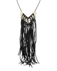 K/ller Collection - Black Necklace - Lyst