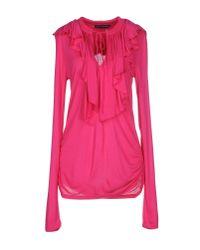 Ralph Lauren - Pink T-shirt - Lyst