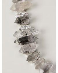 Delphine Charlotte Parmentier - Metallic 'Misfit5' Necklace - Lyst