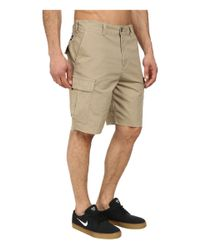 Nike | Natural Sb Hawthorne Cargo Short 2.0 for Men | Lyst
