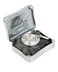 Robert Lee Morris | Metallic Bulleye Pendant Necklace With Keepsake Box | Lyst